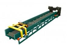 Технологическая линия по переработке крупногабаритного бетона