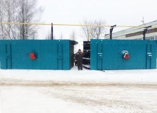 Грохот ГИС-74 отправляется к заказчику в Башкортостан