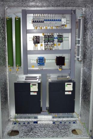 Автоматизированная система управления дробилками