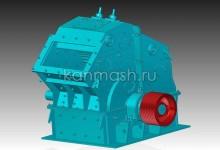 Дробилка роторная КМ ДР-10х10