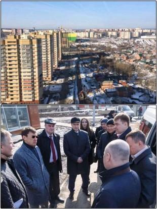 Депутаты Госсовета Удмуртии посетили «КАНМАШ ДСО»