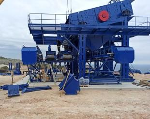 Дробильно-сортировочные комплексы «Канмаш ДСО» на горнодобывающих предприятиях Крыма
