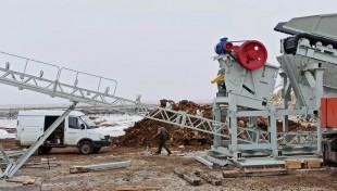 Монтажные работы оборудования «Канмаш ДСО» в Приморском крае