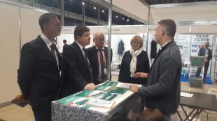 Участие в выставке технологий, оборудования и спецтехники «ГОРНОЕ ДЕЛО / Ural MINING '18»