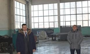 Виталий Михайлов с рабочим визитом посетил Канмаш ДСО и Канмаш Агро