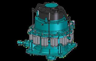 Конусные дробилки типа КСД-1200 (Гр/Т) и КМД-1200 (Гр/Т)